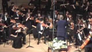 Dvorak - Carnival Overture Op. 92, Sacramento Youth Symphony