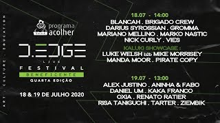 NICK CURLY - D-EDGE LIVE FESTIVAL - DAY 1