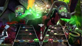Guitar Hero III - (Lefty Flip) Guitar Battle Vs. Lou - EXPERT
