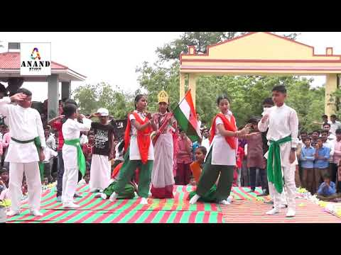 dance performance by nosegay public school 26 january