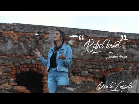 REBEL HEART - Lauren Daigle (ESPAÑOL) Spanish Version Cover (With Lyrics)   DANILA VASSALLO