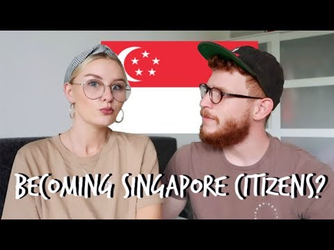ARE WE BECOMING SINGAPORE CITIZENS? Q&A! 🇸🇬