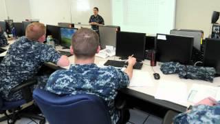 Petty Officer Third Class Cooke - Submarine Sonar Tech