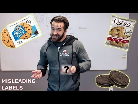 Lenny and Larry are Full of It! A Complete Cookie Review | Misleading Nutrition Labels
