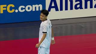 Vamos FC 8-1 Victoria University College FC (AFC Futsal Club Championship 2018 : Group Stage)