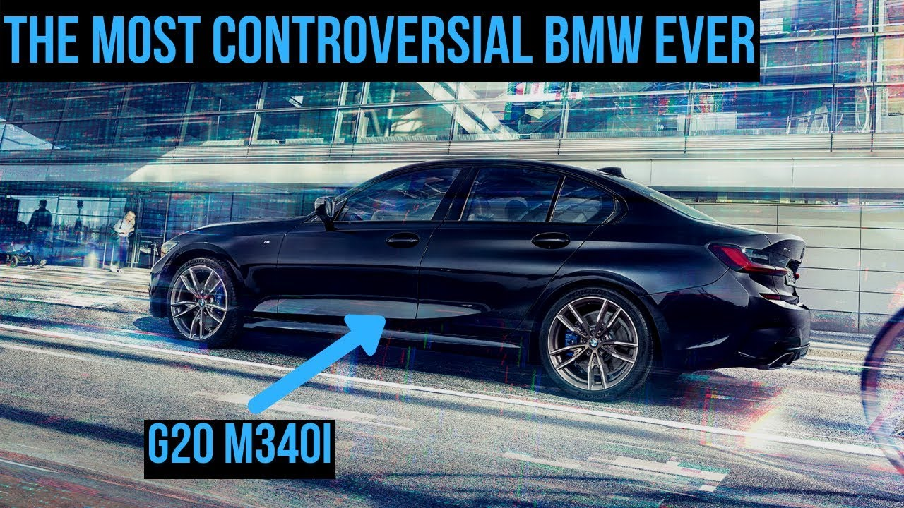 Here S Why The 2019 Bmw G20 M340i Is Awesome Youtube