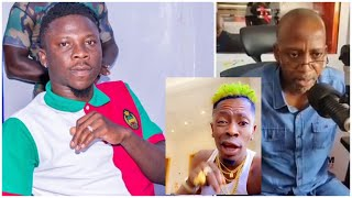 Stonebwoy W@rns Rex Omar to STOP talking about him and Shatta Wale...Mind Your Business At GHAMRO