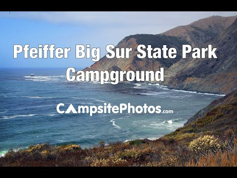 Pfeiffer Big Sur State Park, California