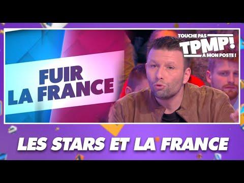 Maître De Lassus avocat fiscaliste explique pourquoi certaines stars décident de quitter la France