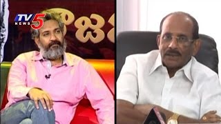 Rajamouli Father Vijayendra Prasad About Rajamouli Mentality & Career : TV5 News