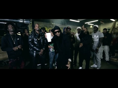 O.T.F Ikey feat. Lil Durk, OJ 300, JL, & Doodielo - Trenches (Official Video) Dir. @RioProdBXC