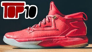 Top 10 Basketball Shoes In 2017 For Under $50