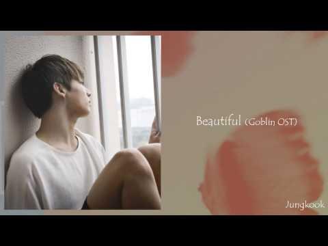 【韓中字】BTS - Jungkook - Beautiful (Goblin OST) (cover)