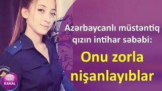 Azərbaycanlı müstəntiq qız özünü çaya atdı: onu zorla nişanlayıblar