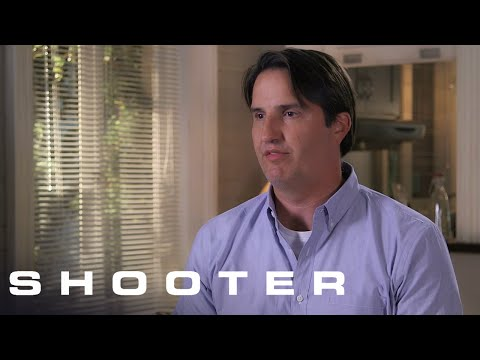 Shooter | Season 2: Behind the Scenes Interview with Show Creator John Hlavin