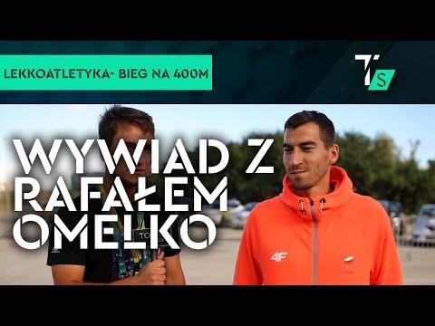 Rafał Omelko: To mój 11. rok zabawy z lekkoatletyką, trzeba to robić z pasji!