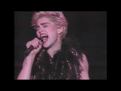 WHERE'S THE PARTY-MADONNA  WHO'S THAT GIRL-MITSUBISHI SPECIAL LIVE IN JAPAN