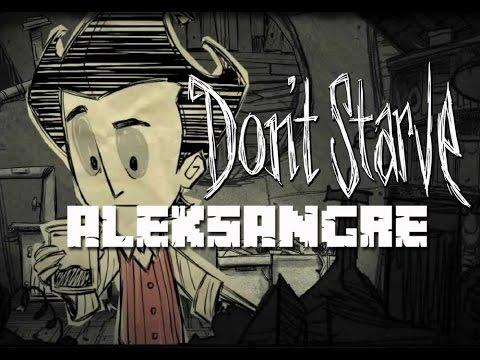 Don't Starve: Pocket Edition Supervivencia dias 7 y 8 - Android Gameplay en Español HD - ALEKSANGRE