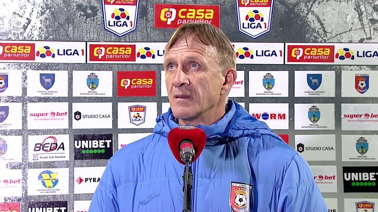 INTERVIU. Emil Săndoi recunoaşte superioritatea FCSB-ului: