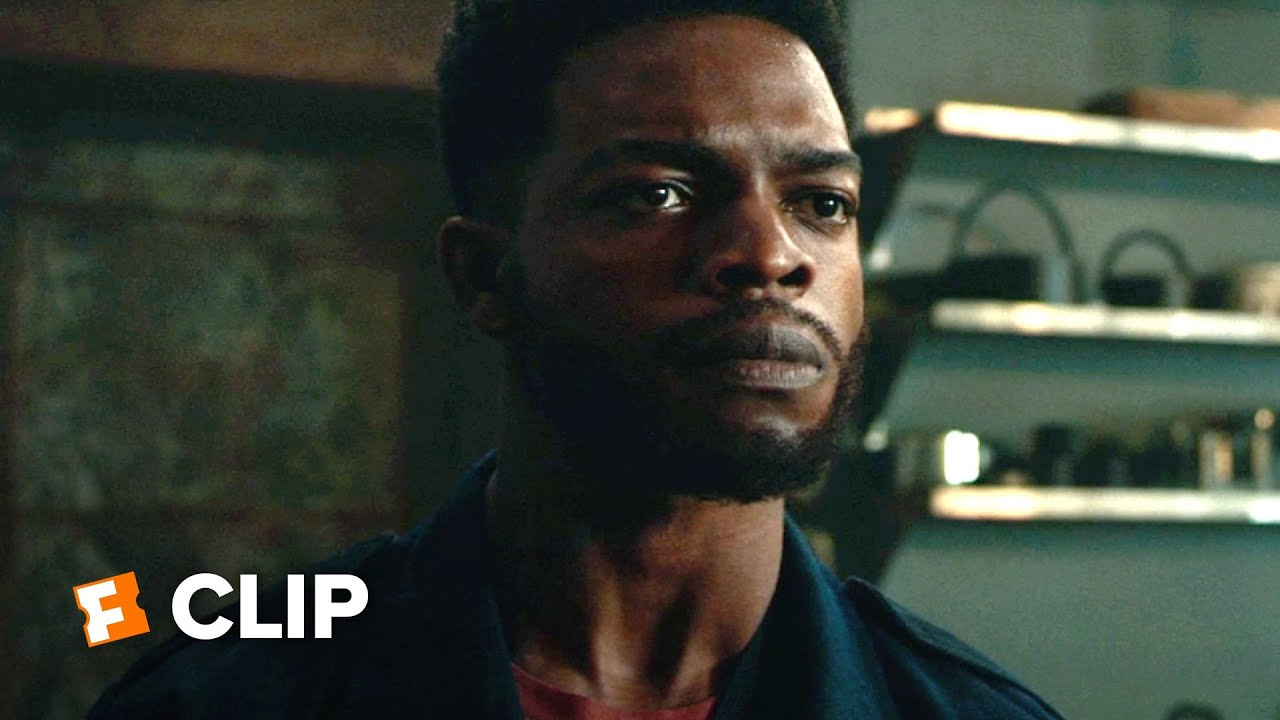 Download 21 Bridges Movie Clip - Detail Oriented (2019) | Movieclips Coming Soon