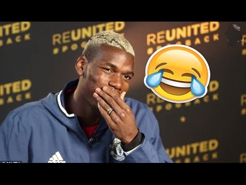Paul Pogba ●Best Dance & Funny Moments 2016 HD