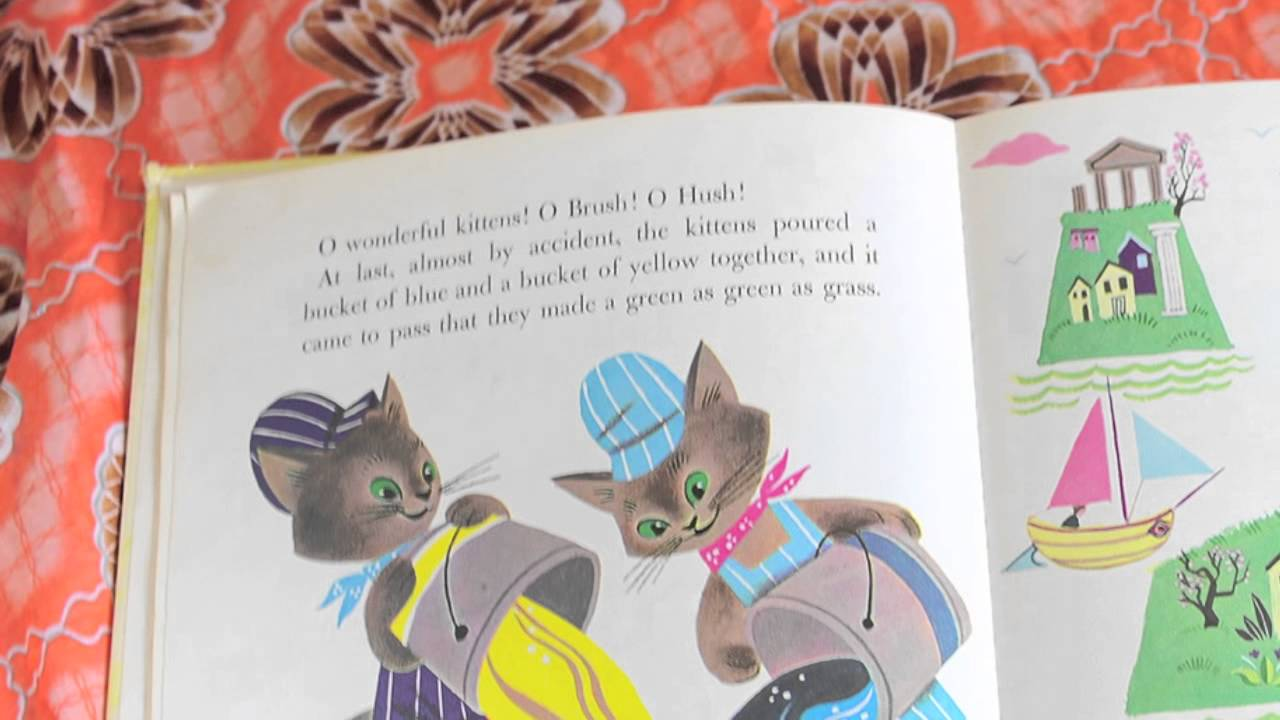 The Color Kittens Read Aloud