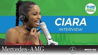 Ciara Gives Us Her Met Gala Secrets | Elvis Duran Show