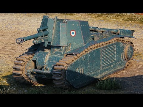 World of Tanks 105 leFH18B2 - 10 Kills 3,3K Damage thumbnail