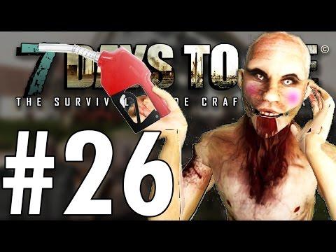 7 Days to Die - เจ็ดวันยังไม่ตายกับเด็กปั้มอันตราย!? ft.KuiperzZ,Sabudna (26)