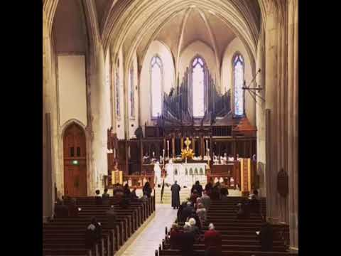 Thanksgiving Eucharist At St Philips Cathedral In Atlanta