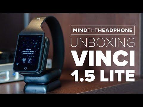 Unboxing – Vinci 1.5 Lite, um smartheadphone? [PT-BR]
