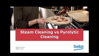Steam Cleaning vs Pyrolytic Cl…