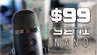 Blue Yeti Nano REVIEW - Comparison Vs. Yeti OG Vs. V67G Vs. B-1