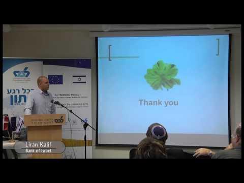 Liran Kalif, Bank of Israel