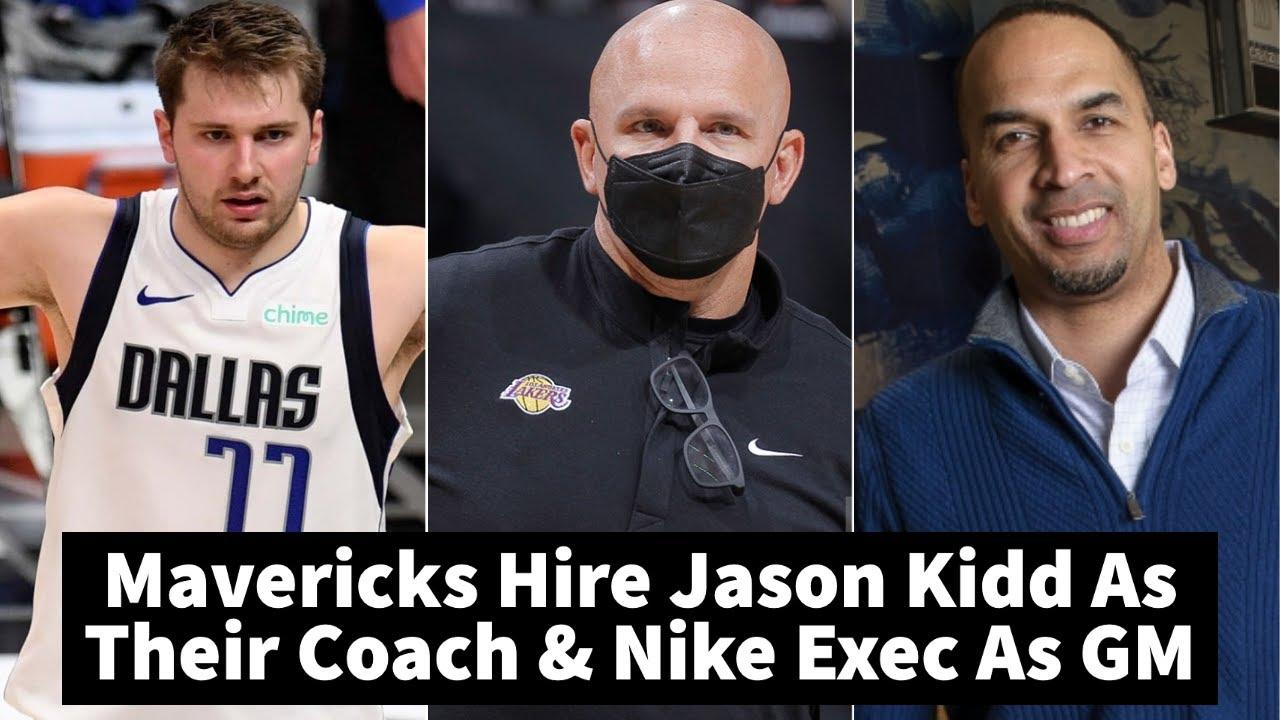 Mavericks to Hire Jason Kidd as New Head Coach: Sources