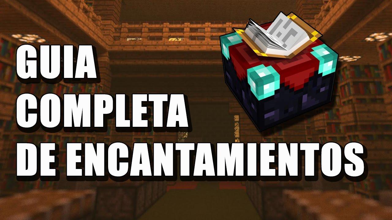 Encantamiento - El oficial Minecraft Wiki