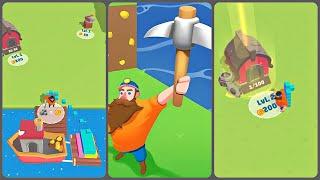Adventure Miner (Gameplay Android) screenshot 4