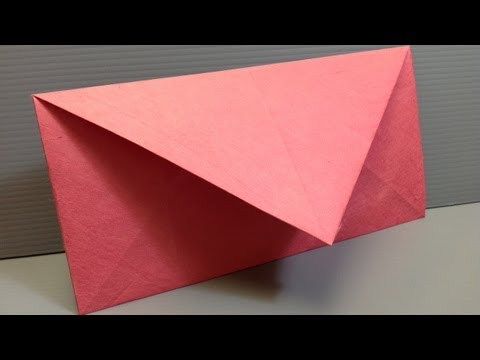 Make Your Own Origami Envelopes ANY SIZE!