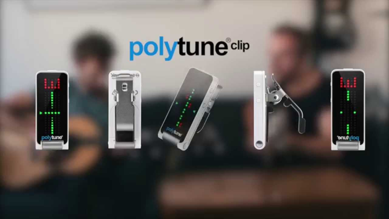 PolyTune Clip TC Electronic
