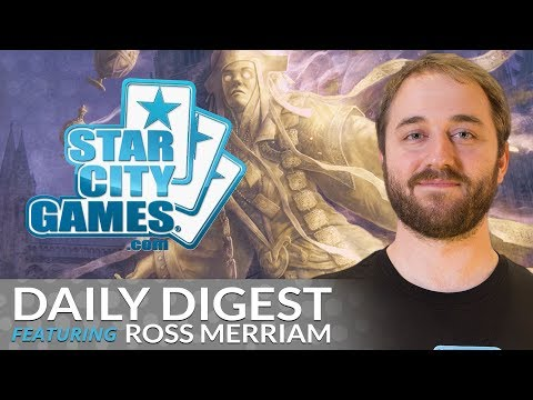 Daily Digest: Mono-White Monument with Ross Merriam [Standard]