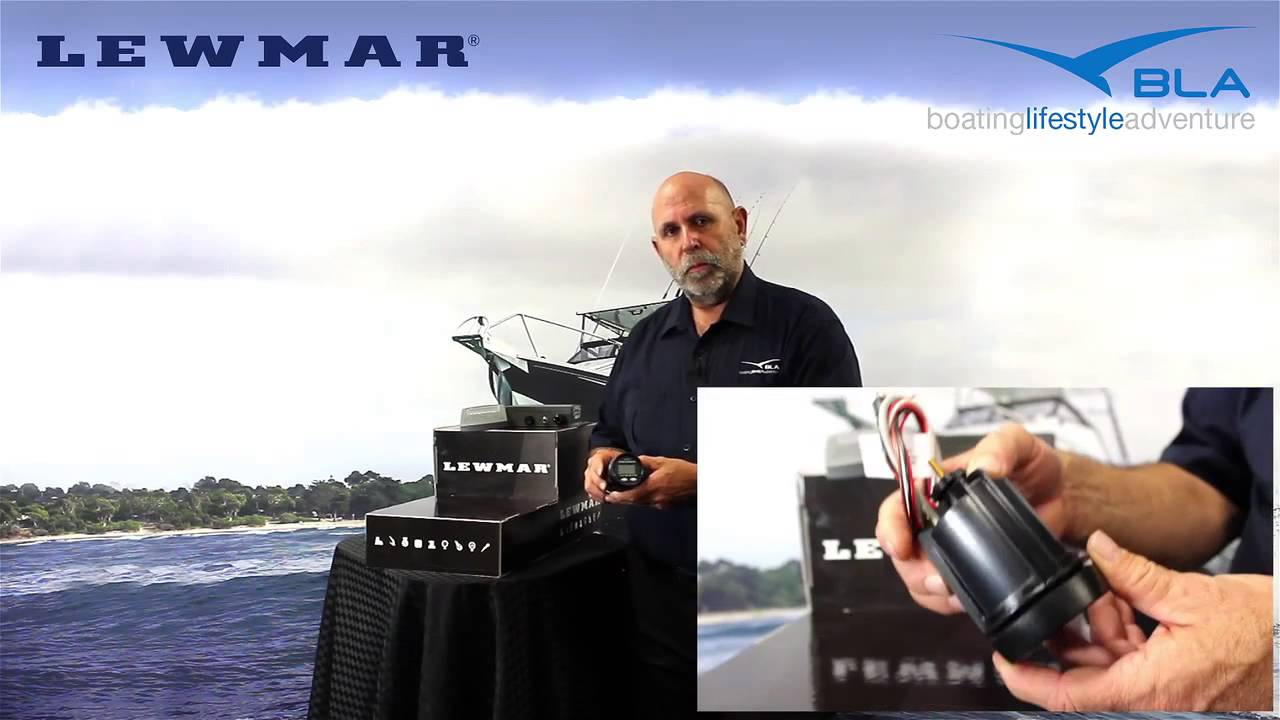 BLA - Trade Talk - Lewmar Chain Counter