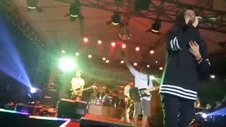 REGGATTA reggae - SAYANG versi reggae ( cover NDX Via Vallen ) Official Video Live PRB 2017