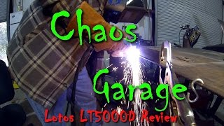 Lotos LT5000D Plasma Cutter Review