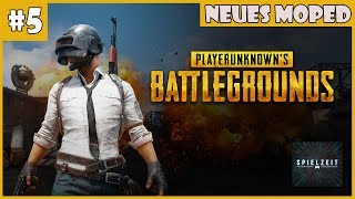 [Let's Play] PLAYERUNKNOWS'S BATTLEGROUNDS #5 - Neues Moped