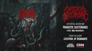 EXISTENTIAL DISSIPATION - PARASITIC SUSTENANCE (FEAT. MIKE MAJEWSKI) [SINGLE] (2019) SW EXCLUSIVE