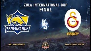 Zula International Cup 1.lİk KarŞilaŞmasi
