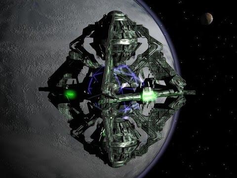 Game On - Star Trek Attack Wing: Queen Vessel Prime