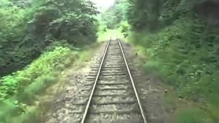 Train touristique Gentiane Express en autorail X 2800   Cantal, Auvergne
