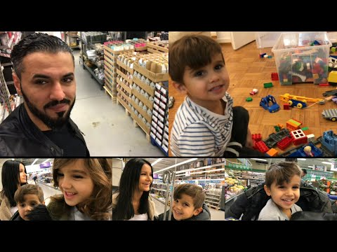 Meine Familie l Jungs sind anders  - einkaufen l IdrisTv Online