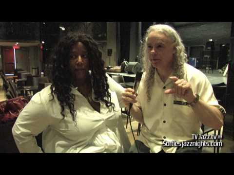 Tuck & Patti - interview - L'Astral - TVJazz.tv
